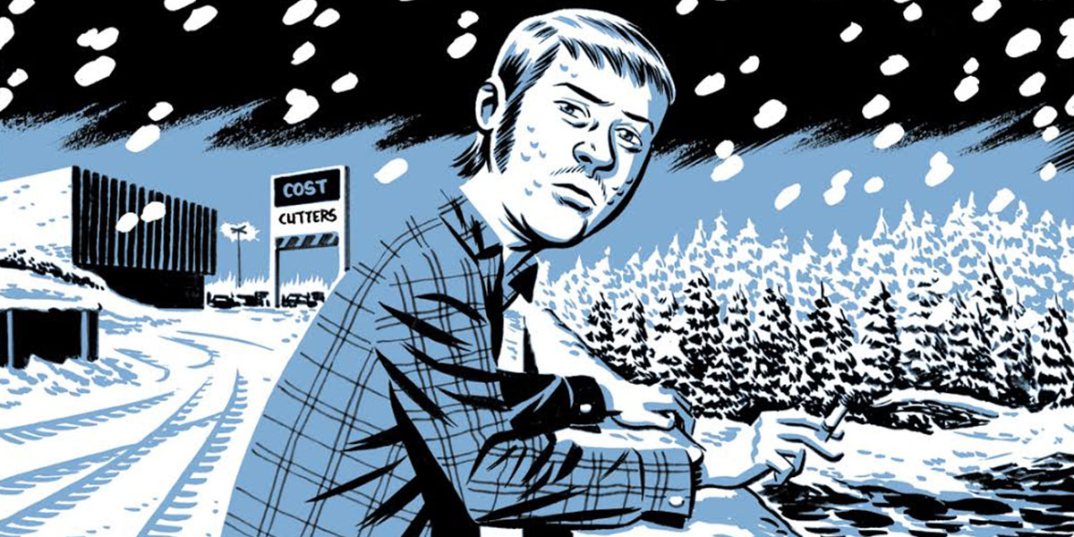 illustration by Michael Cho